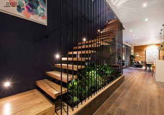 10-15万140平米复式现代简约风格楼梯欣赏图