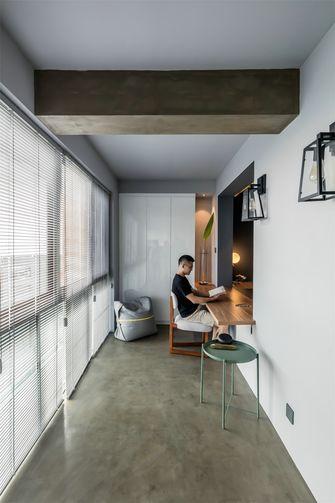 140平米三室两厅现代简约风格阳台设计图