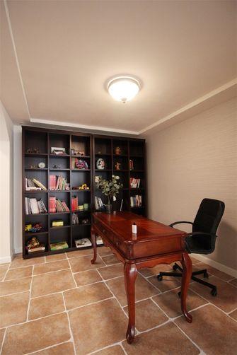 140平米别墅美式风格梳妆台设计图
