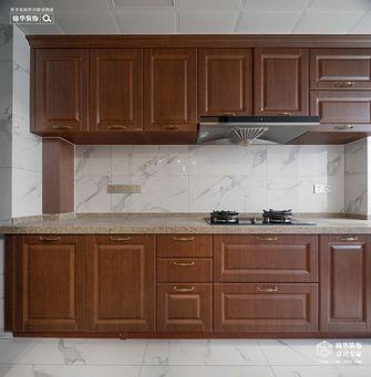 90平米一室两厅中式风格厨房图