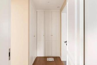 120平米三室两厅美式风格衣帽间欣赏图