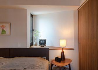 80平米一室一厅日式风格卧室图