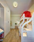 90平米三室两厅田园风格儿童房装修效果图