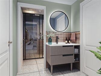 120平米三室一厅法式风格卫生间装修案例