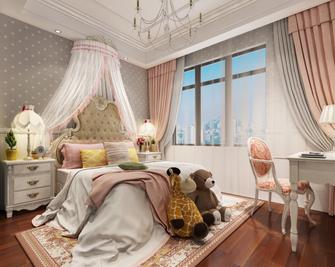 140平米别墅混搭风格儿童房图片