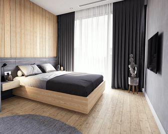 130平米三室两厅宜家风格卧室装修效果图