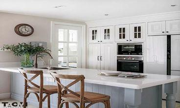 140平米四室四厅法式风格厨房设计图