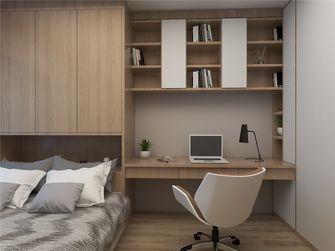 70平米日式风格卧室欣赏图