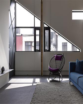 70平米现代简约风格阳光房装修图片大全