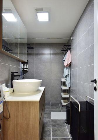 50平米一居室欧式风格卫生间效果图