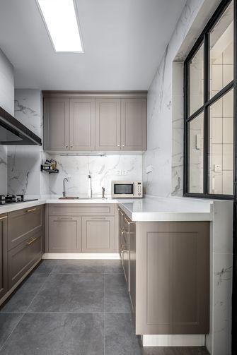 100平米三室两厅混搭风格厨房图片
