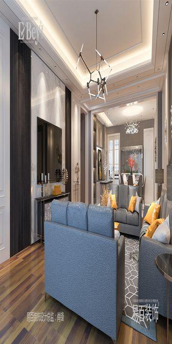 140平米四室四厅新古典风格阳台效果图