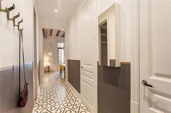 80平米北欧风格走廊装修效果图