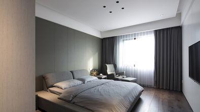 140平米一室两厅现代简约风格卧室欣赏图