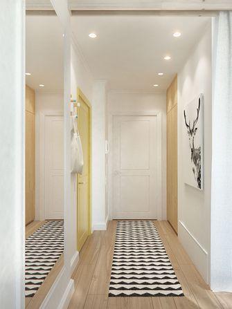 50平米公寓欧式风格玄关装修案例