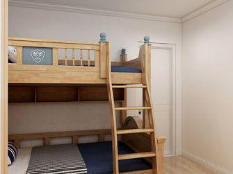 140平米复式北欧风格儿童房装修案例