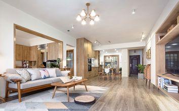 110平米三室两厅日式风格走廊图
