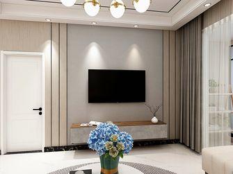 90平米宜家风格客厅装修效果图