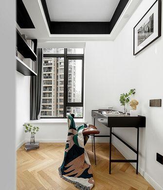 100平米三室一厅宜家风格书房欣赏图