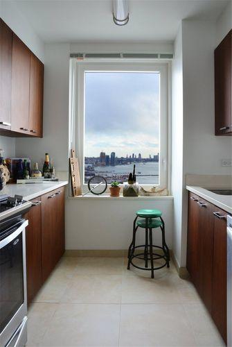 15-20万60平米一室一厅混搭风格厨房装修案例