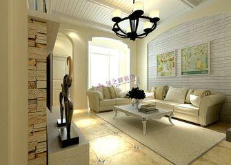 经济型120平米别墅美式风格客厅图片大全
