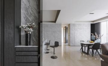 140平米三室三厅宜家风格客厅装修案例