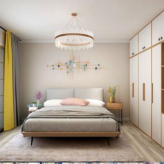 90平米其他风格卧室设计图