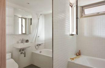 50平米一室两厅北欧风格卫生间设计图
