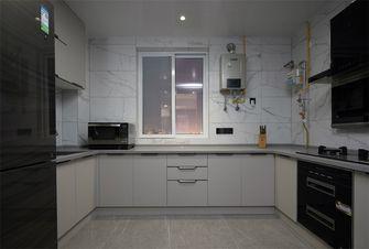 140平米三现代简约风格厨房装修案例