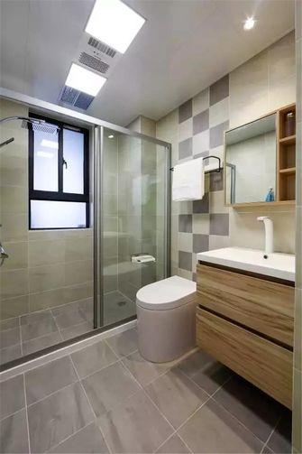 50平米公寓欧式风格卫生间欣赏图