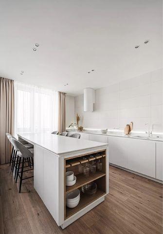 130平米复式日式风格厨房图片大全