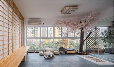 60平米一居室日式风格阳光房欣赏图