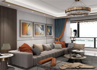140平米四室两厅其他风格客厅图片