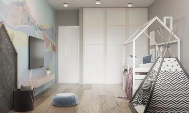 富裕型90平米现代简约风格儿童房图片大全