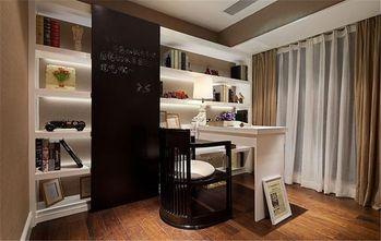 10-15万110平米三室五厅现代简约风格书房图片