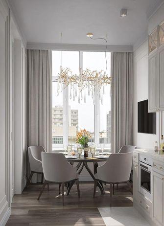 110平米三新古典风格餐厅设计图