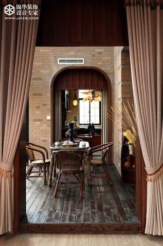 豪华型140平米别墅东南亚风格阳台装修效果图