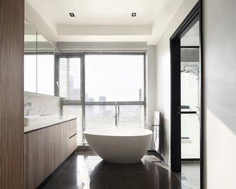 120平米三室一厅英伦风格卫生间欣赏图