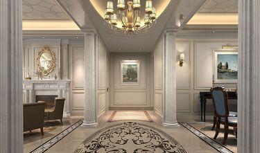 140平米三室一厅欧式风格走廊图