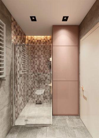 70平米公寓现代简约风格卫生间装修图片大全