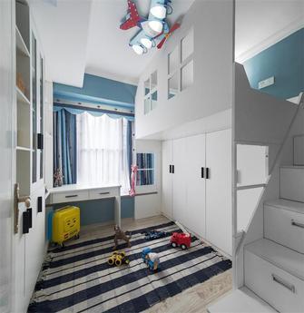 70平米混搭风格儿童房图片