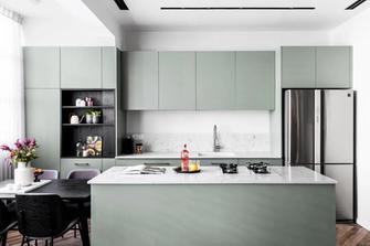 60平米北欧风格厨房图