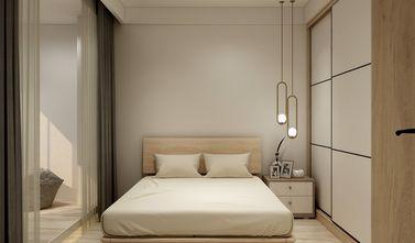 110平米复式日式风格卧室装修案例