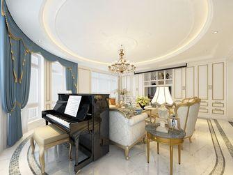 140平米三室两厅法式风格阳光房图