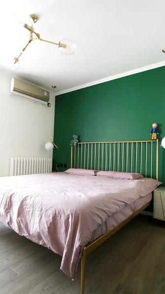 40平米小户型田园风格卧室图片