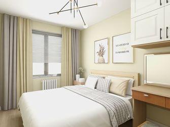 60平米一室一厅欧式风格卧室效果图