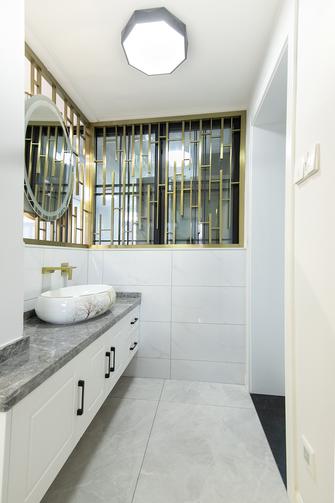 70平米中式风格卫生间装修案例