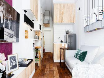 100平米三室一厅其他风格走廊欣赏图