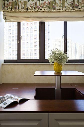130平米四室两厅美式风格阳台图