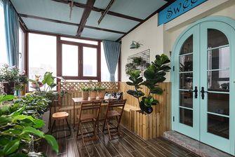 60平米地中海风格阳光房装修案例
